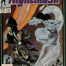 Nightmask Comic Book - Volume 1 No. 11 - September 1987