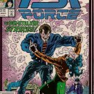 PSI Force Comic Book - Volume 1 No. 5 - March 1987