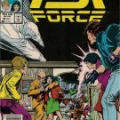 PSI Force Comic Book - Volume 1 No. 12 - October 1987