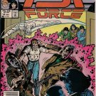 PSI Force Comic Book - Volume 1 No. 14 - December 1987