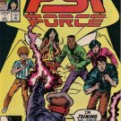 PSI Force Comic Book - Annual 1 - November 1987