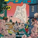 PSI Force Comic Book - Volume 1 No. 23 - September 1988