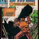Spitfire Comic Book - Volume 1 No. 2 - November 1986