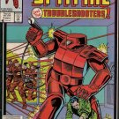 Spitfire Comic Book - Volume 1 No. 3 - December 1986