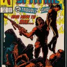 Spitfire Comic Book - Volume 1 No. 7 - April 1987