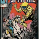 Spitfire Comic Book - Volume 1 No. 9 - June 1987