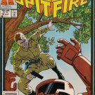 Spitfire Comic Book - Volume 1 No. 10 - July 1987