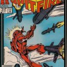Spitfire Comic Book - Volume 1 No. 12 - September 1987