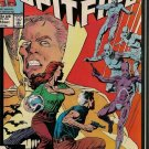 Spitfire Comic Book - Volume 1 No. 13 - October 1987 Last Issue