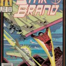 Star Brand Comic Book - Volume 1 No. 3 - December 1986