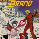 Star Brand Comic Book - Annual 1 - January 1987