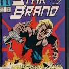 Star Brand Comic Book - Volume 1 No. 5 - February 1987