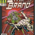 Star Brand Comic Book - Volume 1 No. 6 - March 1987