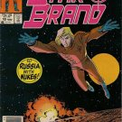 Star Brand Comic Book - Volume 1 No. 10 - November 1987