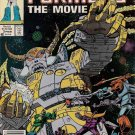 The Transformers The Movie Comic Book - Volume 1 No. 3 - February 1987