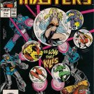 The Transformers: Headmasters Comic Book - Volume 1 No. 3 - November 1987