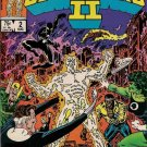 Secret Wars II Comic Book - Volume 1 No. 2 - August 1985