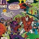 Secret Wars II Comic Book - Volume 1 No. 5 - November 1985
