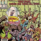 Thundercats Comic Book - Volume 1 No. 5 - August 1986