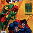 Superman The Man of Steel Comic Book - No. 43 - April 1995