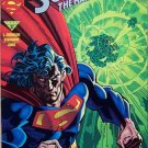 Superman The Man of Steel Comic Book - No. 0 October 1994