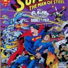 Superman The Man of Steel Comic Book - No. 34 June 1994