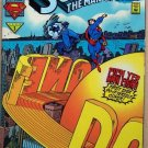 Superman The Man of Steel Comic Book - No. 30 February 1994 Collector's Edition with Vinyl Clings