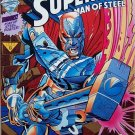 Superman The Man of Steel Comic Book - No. 22 June 1993