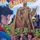 The Adventures of Alpha-Centurion Comic Book - No. 516 September 1994