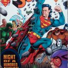 The Adventures of Superman Comic Book - No. 520 February 1995