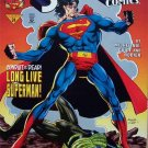Superman in Action Comics Comic Book - No. 711 July 1995