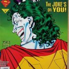 Superman in Action Comics Comic Book - No. 714 October 1995