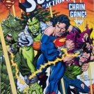 Superman in Action Comics Comic Book - No. 716 December 1995