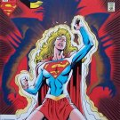 Supergirl Comic Book - No. 3 April 1994