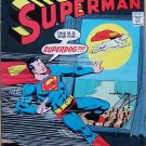 Superman Comic Book - Vol 37 No. 287 May 1975