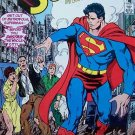Superman Comic Book - No. 10 October 1987