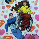 Superman Comic Book - No. 12 December 1987