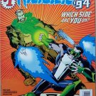 R.E.B.E.L.S. '94 Comic Book - No. 1 November 1994