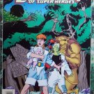 Legion of Super-Heroes Comic Book - No. 5 Annual 1994