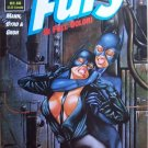 Miss Fury Comic Book - No. 4 January 1992