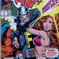 What The -- ?! Comic Book - No. 8 July 1990
