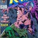 The Uncanny X-Men Comic Book - No. 263 July 1990