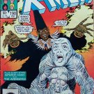 The Uncanny X-Men Comic Book - No. 190 February 1985