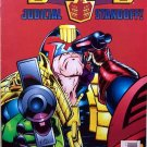 Judge Dredd Comic Book - No. 5 December 1994