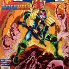 Judge Dredd Comic Book - No. 7 February 1995
