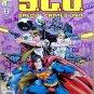 Metropolis S.C.U. Comic Book - No. 1 November 1994
