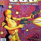 Metropolis S.C.U. Comic Book - No. 2 December 1994