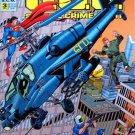 Metropolis S.C.U. Comic Book - No. 3 January 1995