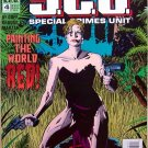 Metropolis S.C.U. Comic Book - No. 4 February 1995