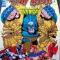 Guy Gardner Warrior Comic Book - No. 27 January 1995